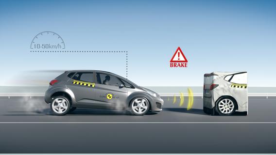 SafetyFirst EuroNCAP TestsBrakes